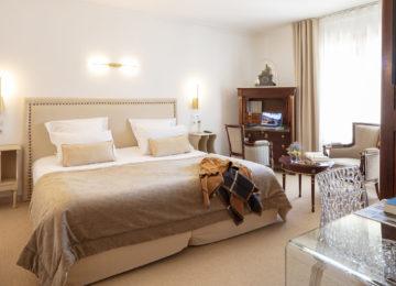 Hôtel La Bonne étape Chateau-Arnoux-Saint-Auban ©Maxime Pietri